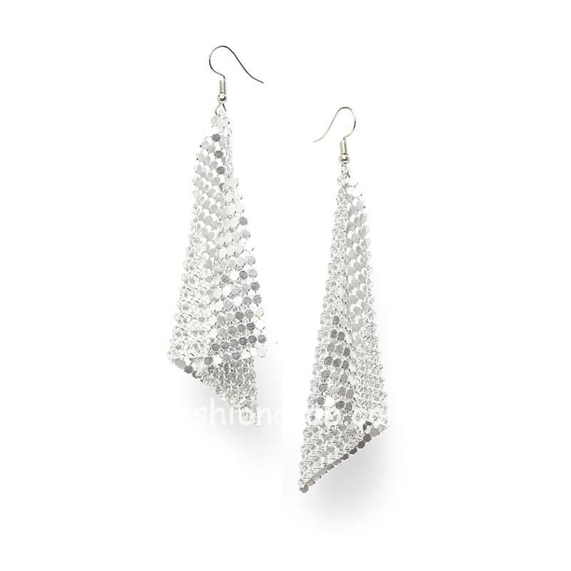 Silver Dangle Earrings for Women