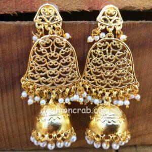 Designer Earrings for Wedding
