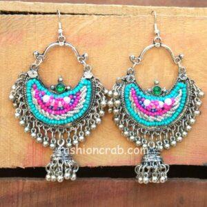 Afghani Tribal Earrings for Women