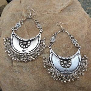 Afghani Chandbali Earring for Girls