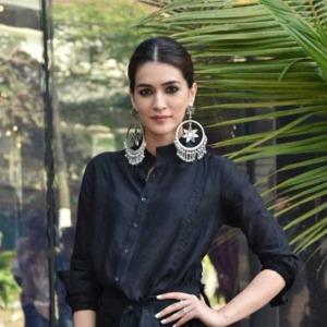 Kirti Sanon Inspired Bollywood Earrings