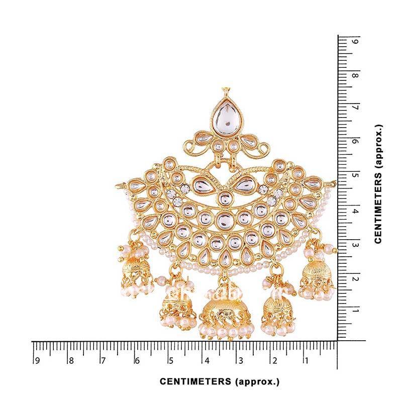 Indian Chandelier Earring for Wedding
