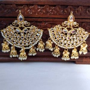 Indian Chandelier Earring for Wedding