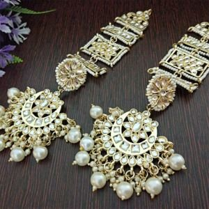 Bollywood Inspired Stylish PartyWear Traditional Earrings for Wedding
