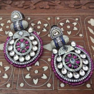Designer Earrings for Wedding Party