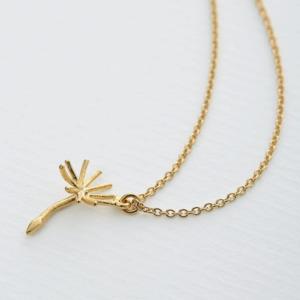 Dandelion jewellery