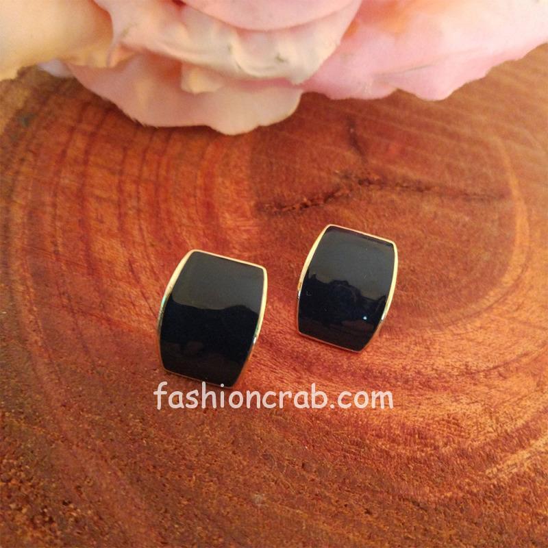 Black Western Earring for Women
