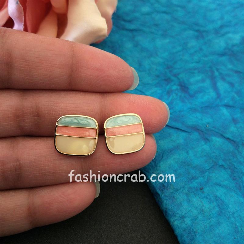 Small Cute Stud Earrings