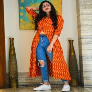 kurta with jeans