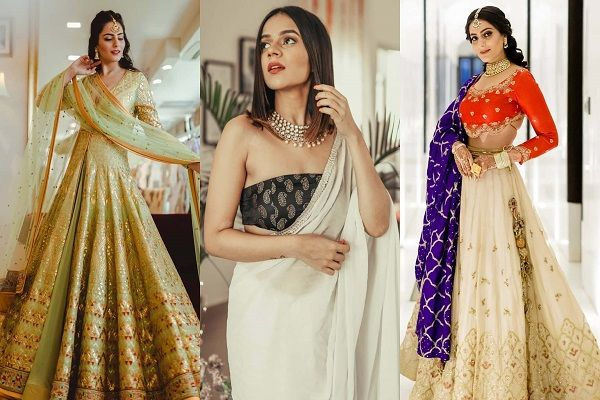 trendly outfits with classic jewellery