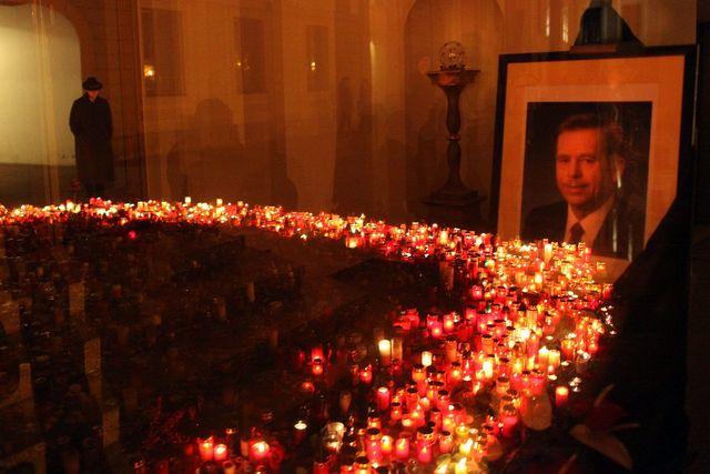 Vzpomínáme na Václava Havla 2011 - 2020