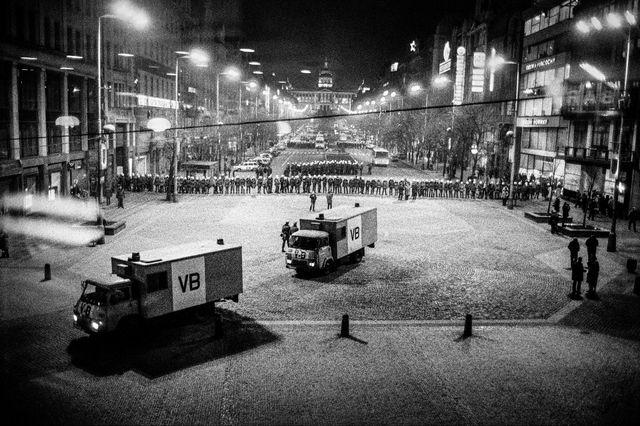Demonstrace 1988-89