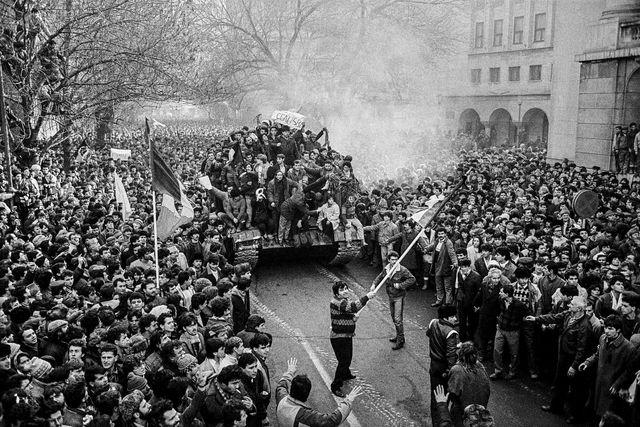 Revoluce v Rumunsku 1989
