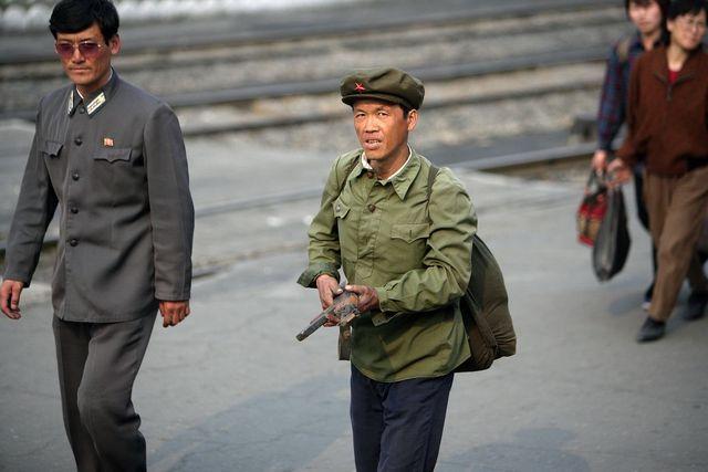 Severní Korea 2007