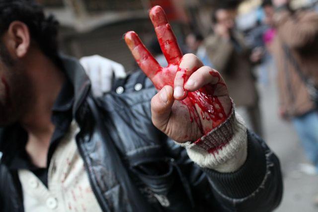 Arabské revoluce, Káhira, Tripolis 2011