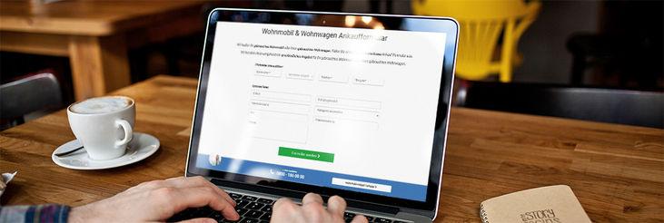 ankaufwohnmobile.de  Unser Wohnmobil Ankauf Service