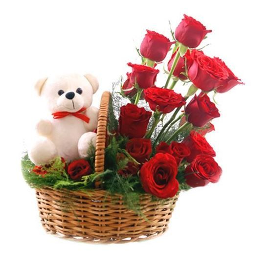 Send Flower Arrangement To Brother In Chennai From Trusted Website For Flowers