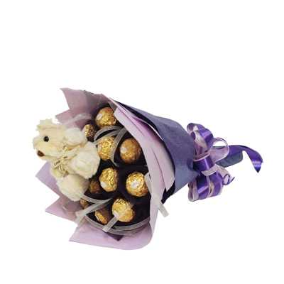 Chocolate Bouquet 9