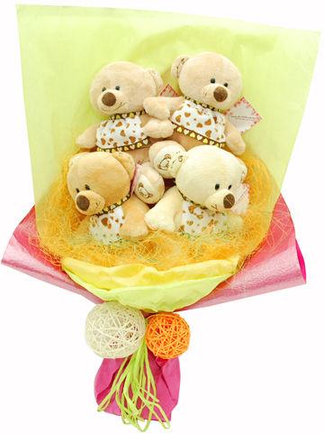 Bear Bouquet 03