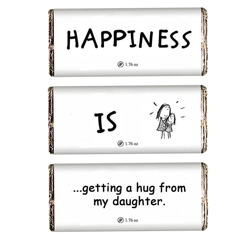 Exquisite Happiness Chocolate Bar