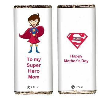 Super Mom Chocolate bar