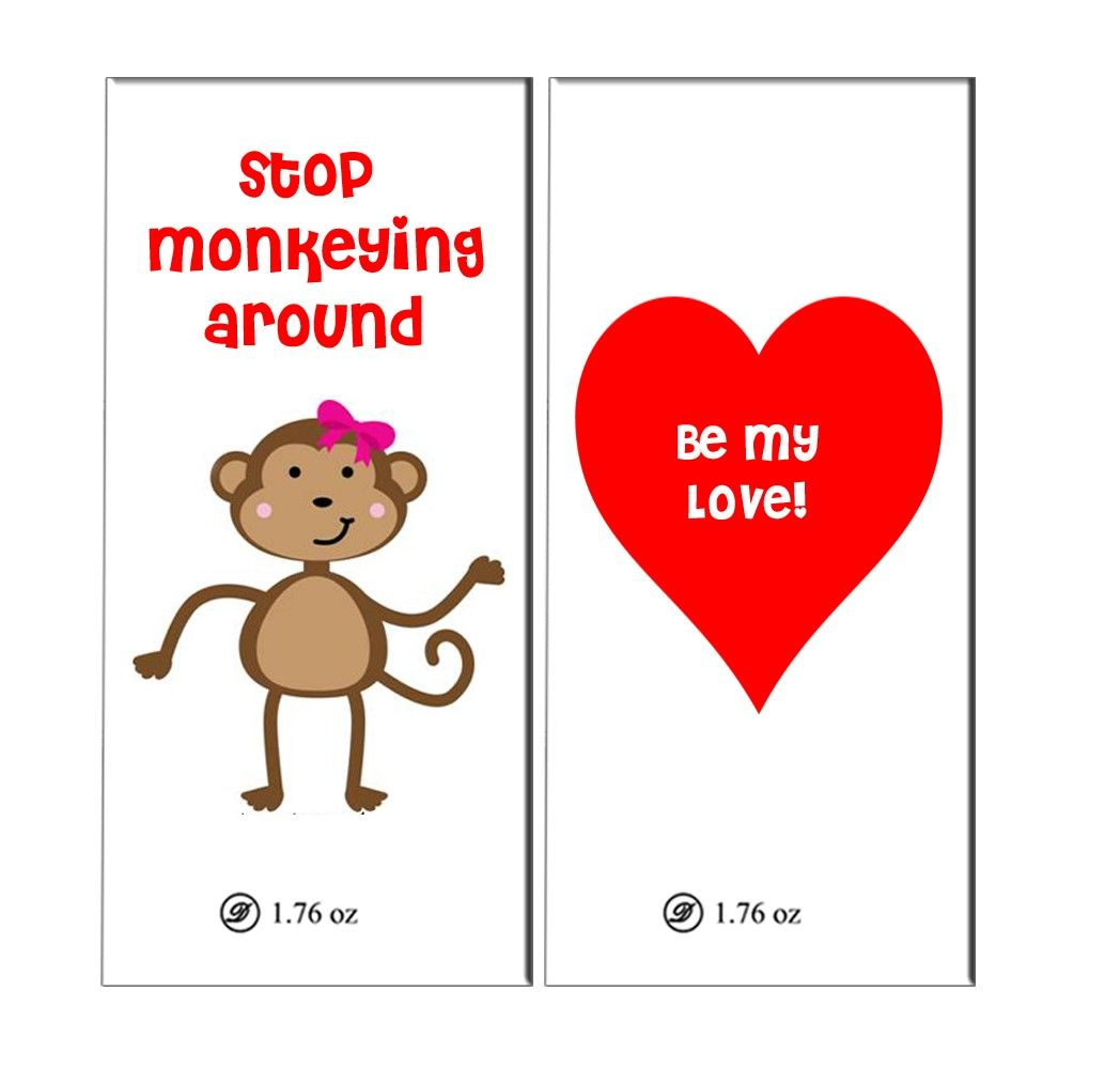 Stop Monkeying Around - Female