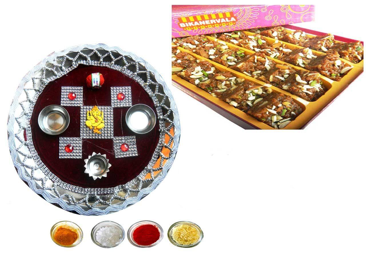 Bikanervala Kaju Dhoda-Karvachauth special