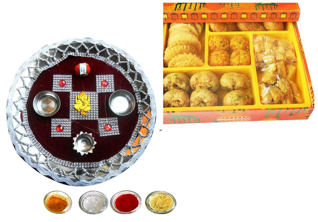 Bikanervala Karvachauth Gift box