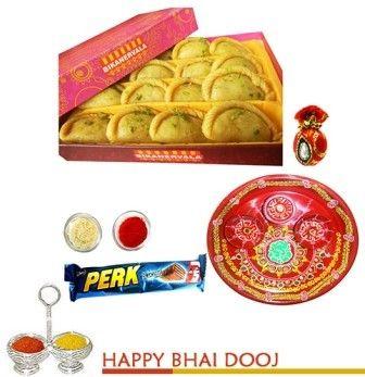 Bikanervala Maida Ghujia-bhaidooj Gift