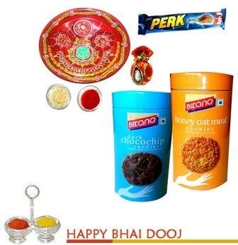 Bikano Healthy oat cookies- bhaidooj Special