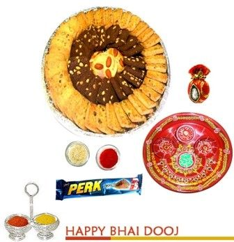 Bikanervala Bhaidooj Cookies Assortment(Eggless)