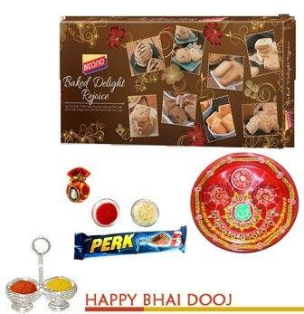 Bikano Baked Delight Rejoice with Puja Thali