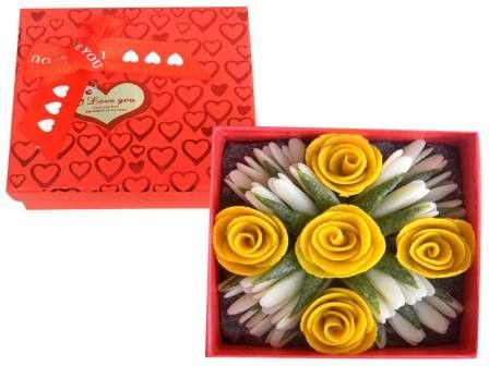 Bikanervala Special Yellow Flowers