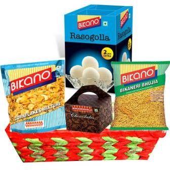 Bikanervala Gourmet Basket-three