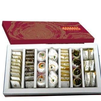 Bikanervala Kaju Mix Sweets