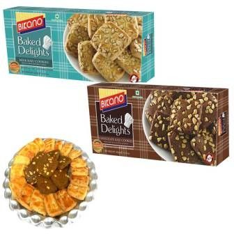Bikanervala Kaju Fresh Cookies(Eggless)