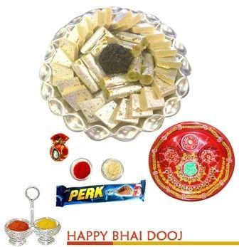 Bikanervala bhaidooj Kaju Sweets Tray