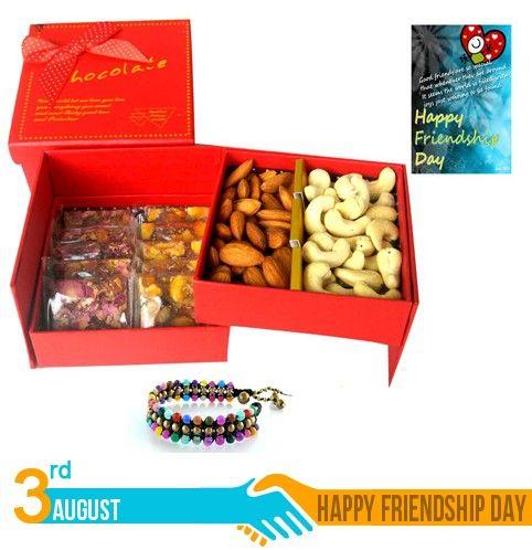 Bikanervala chikki'n'dryfruit-Friendship Day