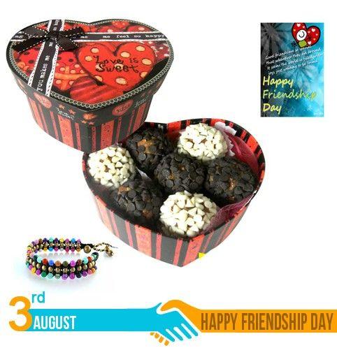 Bikanervala Choco balls-Friendship Day