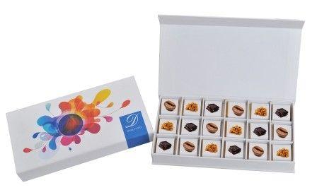 Seasoned Chocolate