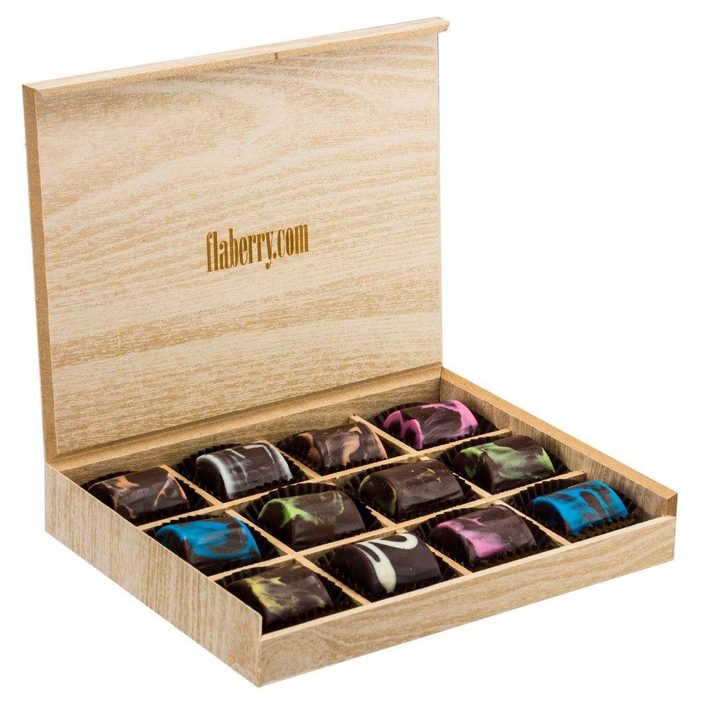 Dark Ivory - Signature Chocolates
