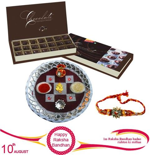 Bikano Chocolates Box for Rakshabandhan