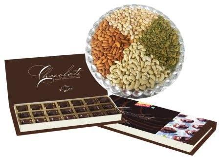 Bikanervala New Year Dryfruit with Chocolates