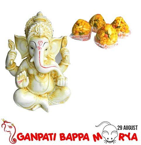White Ganesha
