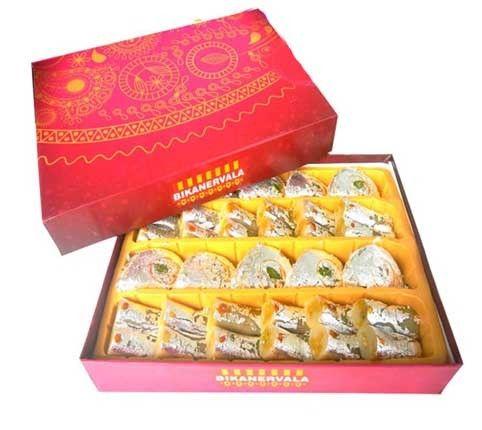 Bikanervala Kaju Ghujia'n'Roll-Holi special