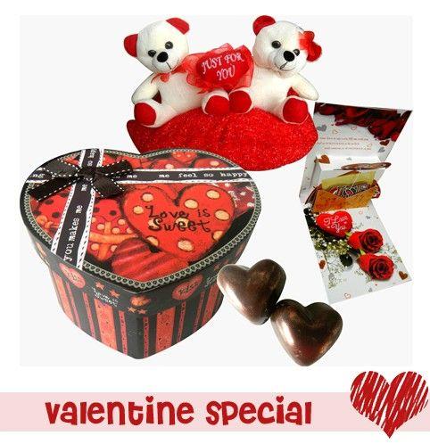 Bikanervala Heart chocolates- Valentines Day Special