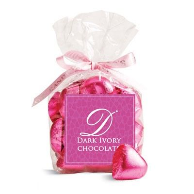 Pink Heart Chocolate Pack