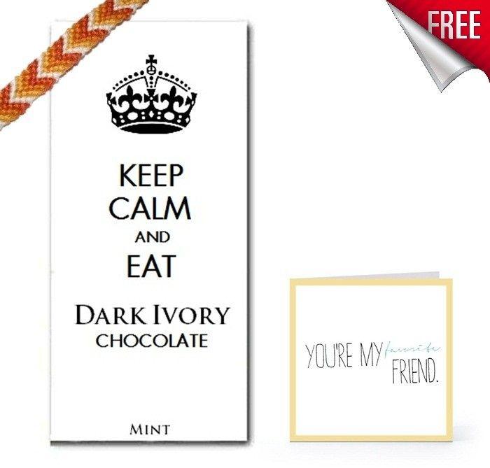 Dark Ivory Mint Chocolate