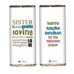 My Sister Bestest Rakshabandhan Bars
