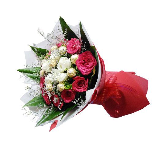 Eternal Love Chocolate Bouquet